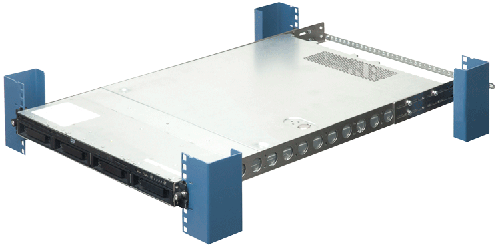 Rack Mount Server Rails