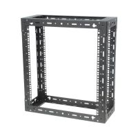 Open Frame Wall Mount Rack