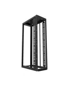 151DC-4488 Data Center Open Frame Rack Full View