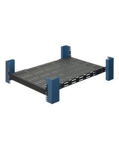 2U Fixed Heavy Duty Rack Shelf