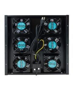 Bottom of Fantray for RACK-151 Server Rack Cabinet