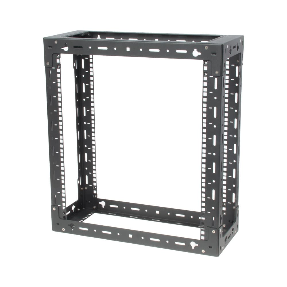 RackSolutions Open Frame Wall Mounted Rack