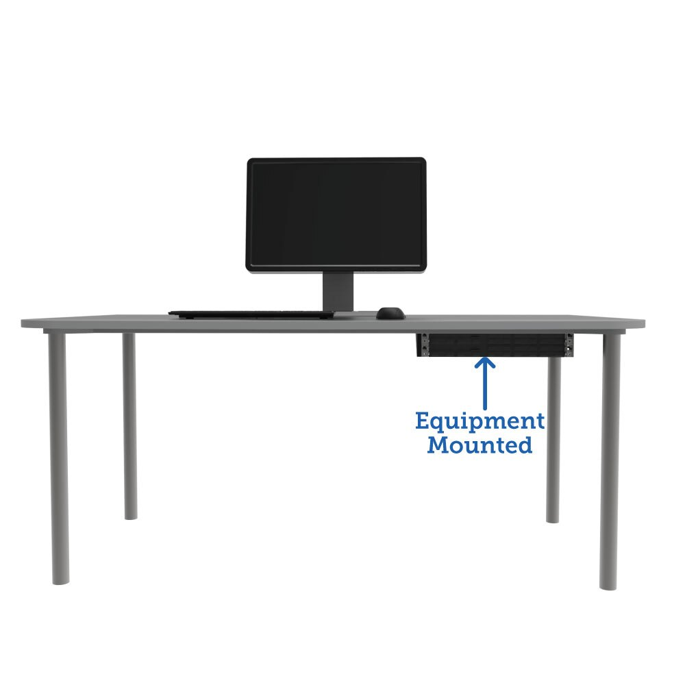 Wall or Desk Mounting